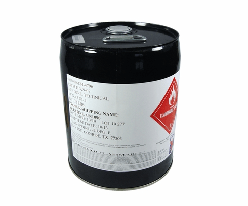 Acetone - 5 gallon pail